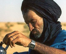Nochevieja en el Sáhara