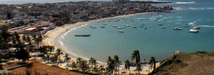 Semana santa etnica en Senegal