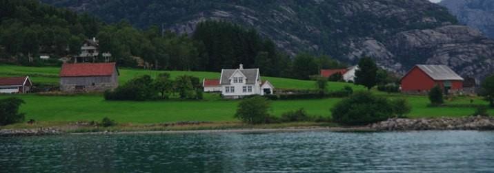 Fiordos de Noruega del 17 al 23 de agosto