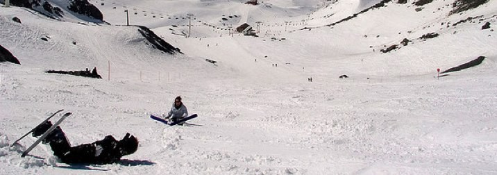 Ski en los Alpes