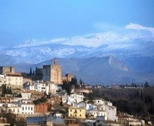 Fin de semana Granada