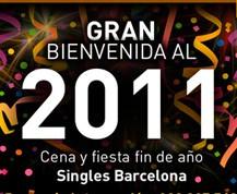 Cena y Fiesta Fin de Año en Barcelona