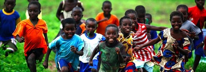Senegal en Agosto, Africa suave