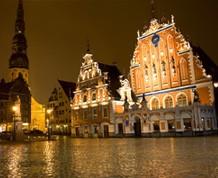 Vilnius, Riga y Tallin en Semana Santa