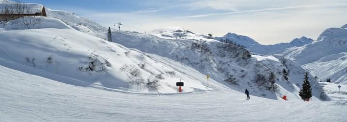Semana Santa de Esquí en los Alpes