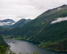 Fiordos de Noruega en Agosto