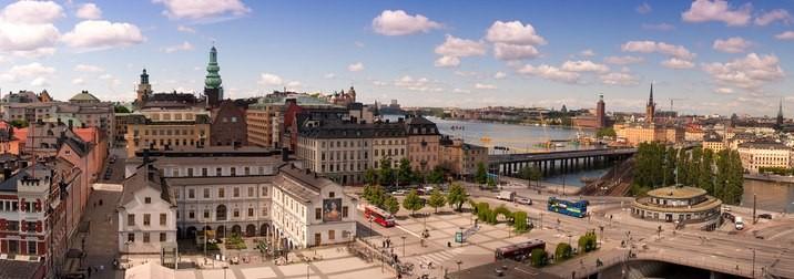 Agosto en Estocolmo y Repúblicas Bálticas