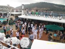 Segundo día Crucero - Marsella