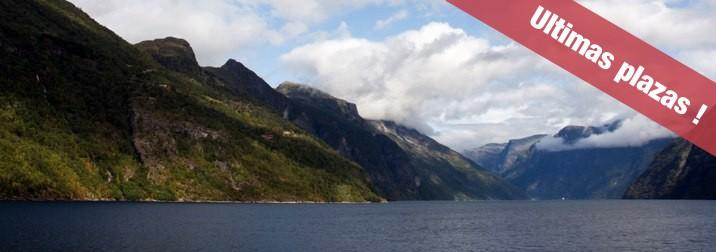 Fiordos de Noruega en Julio