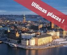 Julio en Estocolmo y Repúblicas Balticas