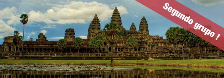 Vietnam y Camboya del 8 al 26 de Agosto
