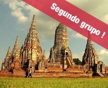 Tailandia del 14 al 28 de Agosto