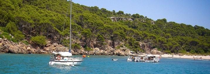 Navegando a Menorca en Velero