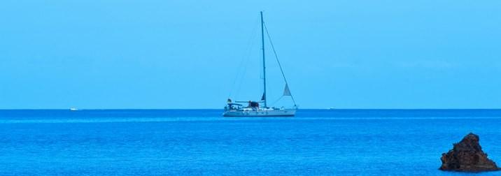 Rutas por Ibiza y Formentera en velero
