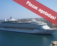 I Crucero singles 2011, Noches del Mediterráneo