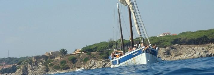 16 al 18 de Septiembre nos vamos a Navegar a la Costa Brava.