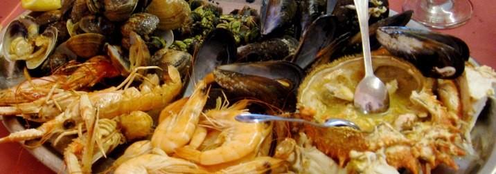 Feria del Marisco en Galicia del 08 al 12 de Octubre