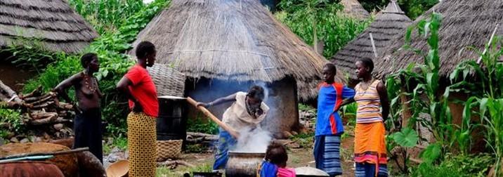 Senegal, culturas de Sahel