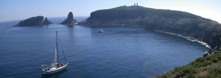 Del 7 al 9 Fin de semana en velero a las Islas Columbretes