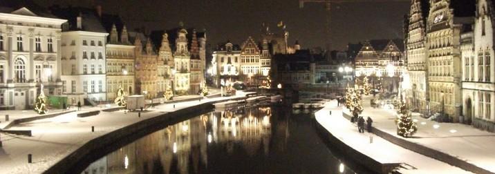 Fin de año en Los Países Bajos y Bélgica