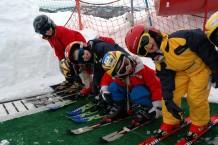 Nieve y niños  ¿Quieres ser un esquimal?