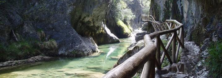 Sierra de Cazorla Ruta en 4x4