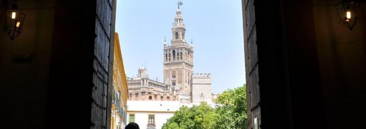 Puente de San José en Sevilla