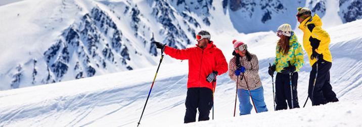 Esqui del 24-26 de Febrero