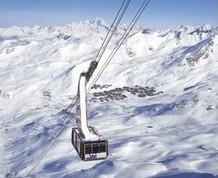 Esquí en Valthorens, Semana Santa