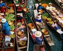 Mayo: Primavera en Tailandia
