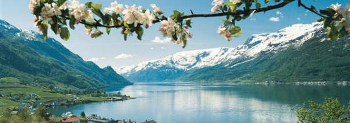 Fiordos Noruegos al completo. ! Sólo queda 1 plaza desde MAD o BCN !