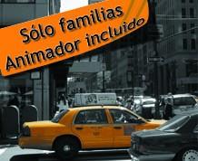 Nueva York en Familia Puente Purisima