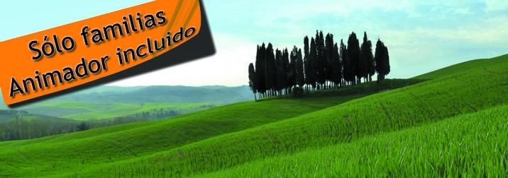 Agosto:Toscana en familia