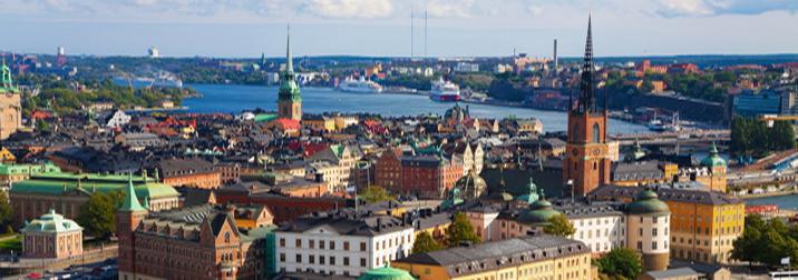 Repúblicas Bálticas y Estocolmo.Últimos 15 días, últimas plazas
