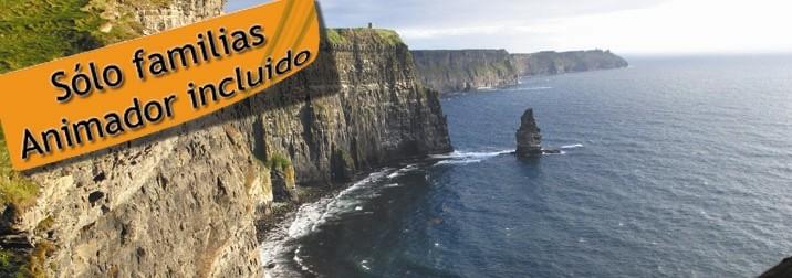 Irlanda en Familia 8-15 Agosto