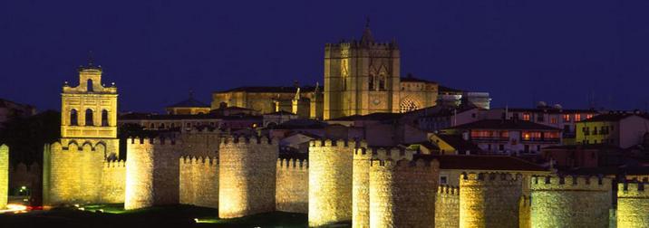 Escápate a Ávila