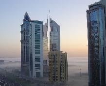 Dubai, lujo entre dunas