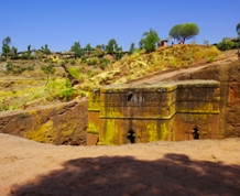 Etiopia.Viaje al Medievo Africano
