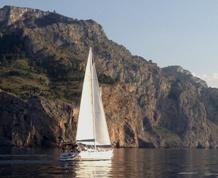 Julio y Agosto: Navegando por Cabrera y Mallorca