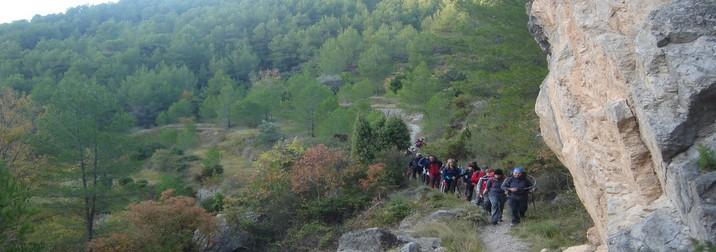 Agosto: la Sierra Penyagolosa con niños