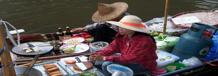 Septiembre: Tailandia. Come, reza, lucha & ... playa