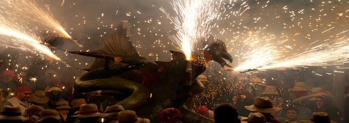 Fiestas de Santa Tecla en Tarragona; seguimos disfrutando del mar