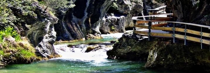 Puente de Octubre: Senderismo y aventuras con los niños en Cazorla