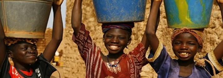 Fin de año animista en Benín