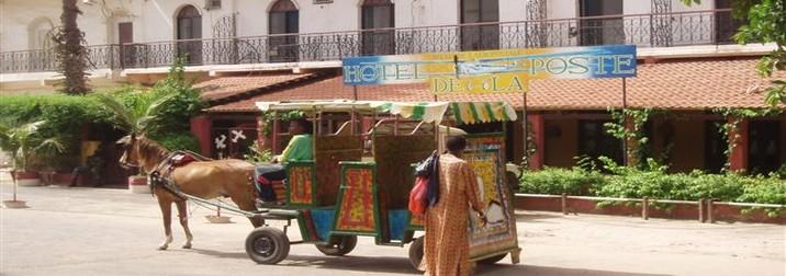 Fin de año en Senegal