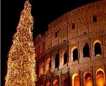 Fin de año en Roma y Pompeya