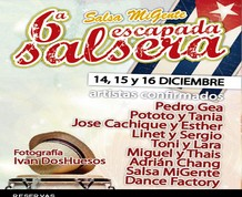 Salsa weekend en Cardona