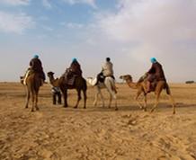 Fin de año entre Dunas en Marruecos