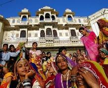 India, la realidad del Rajasthan