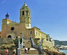 Fin de semana en Sitges: Calçotada